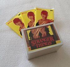 Topps Stranger Things Season 1 Trading Card Base Set