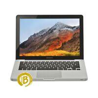 "NOTEBOOK PORTATILE APPLE MAC MACBOOK PRO 13"" A1278 EARLY 2011 I5 8GB SSD 240GB-"