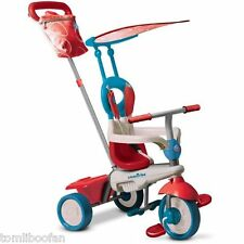Smart Trike 1 en 4-Vanille Tricycle
