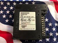 GE Fanuc IC693MDL645D Input Module 24VDC 16-Point Pos/Neg Logic