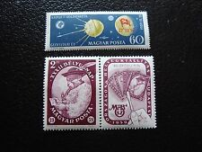 HONGRIE - timbre yvert et tellier n° 1314 1315 n** (C5) stamp hungary