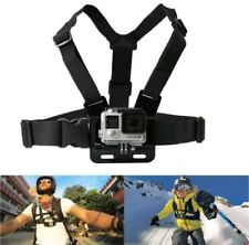New GoPro Chest Strap Action Camera Hero Accessories Extreme Sports Mount Holder