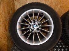 BMW E39 Touring BMW Felgen Felge Alufelgen mit Reifen SET 225/55 R16 M+S 1095441