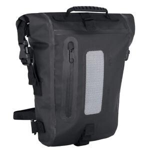 Oxford Aqua T8 Motorcycle 8 Litre Tail Bag Black OL455