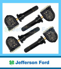 4x Genuine Ford Mustang Tyre Pressure Monitor Sensor 433mhz 2015 on TPMS