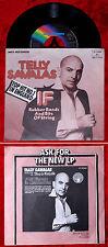Single Telly Savalas: If (MCA 611 608 AO) D 1974