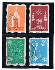 THAILAND 1959 SEAP Games FU (Sport)