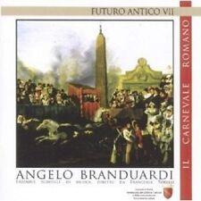 """ANGELO BRANDUARDI """"FUTURO ANTICO VII""""  CD NEU"""