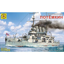 Prince Potemkin of Taurida Russian Empire Battleship Model Kits scale 1:400