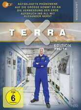 Terra X - Edition Vol. 13 - Rätselhafte Phänomene - u.a. - 3 DVD Box