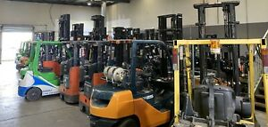 Damoli Forklift Services HIRE/TRY/BUY