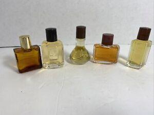 Vintage Avon MENS Cologne NOS - Many fragrances - YOU CHOOSE