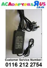 UK Plug 12V 5A 5000mA AC-DC Switching Adaptor Power Supply 4mm x 1.7mm 4x1.7