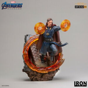 Stock Iron Studios 1/10 Doctor Strange Statue Avengers Endgame Figure New Toy