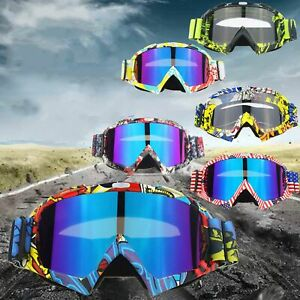 Off-road Motorcycle goggles helmet goggles riding glasses protective glasses