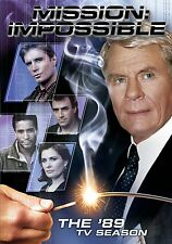 Mission Impossible Series Complete 89 TV Season DVD Set Collection Episode Lot 1