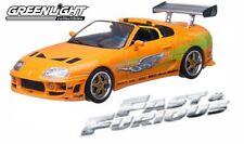 Greenight ~ Fast and Furious Brian's 1995 Toyota Supra Mk.IV(86202)