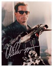 ARNOLD SCHWARZENEGGER AUTOGRAPHED 8X10 PHOTO REPRINT (FREE SHIPPING)*
