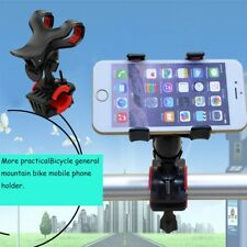 Bicycle Bike Phone Holder Cycling Support Stand Phone Mount Cradle Holder