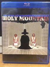 The Holy Mountain (Blu-ray Disc, 2011)