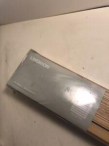 "IKEA LINDMON Wood Blinds  35 3/4 X 98 1/2"" New In Box 500.925.87"