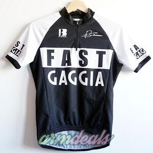 Biemme Maillot Fast Gaggia Giro delle Regioni Made in Italy Velo Ciclismo