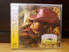 Madonna RARE / Music / JAPAN CD  WPCR-10901  Deep Dish, Groove Armada / 2000