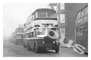 Bus Photograph BIRMINGHAM C.T. BOP 94 [94]