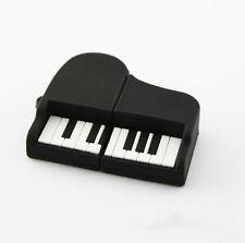 4GB Mini Cute Silicon Rubber Piano Model USB 3.0 Memory Stick Flash Pen Drive