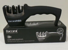 Brand New Baccarat iD3 Knife Sharpener with 3 Steps