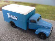1/87 Brekina 94902 Ford FK 3500 Rewe Wanne-Eickel blau*