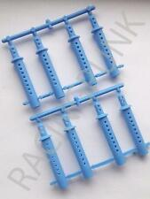 1/10 RC Buggy Voiture 190mm 200mm Clips Corps chaudron shell extension 6mm Bleu post