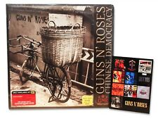 GUNS N' ROSES Chinese Democracy New Sealed 180 GRAM Vinyl Record Album + MAGNET