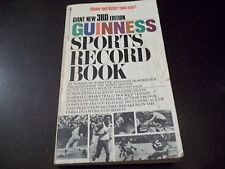 Guinness Sports Record Book Paperback – 1974 by Norris McWhirter (Author), Ross