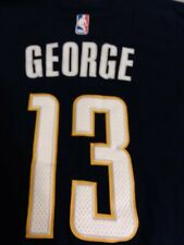 Addidas The Go Too Tee Indiana Pacers George With Jersey Numbering