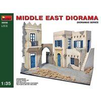 MiniArt Middle East Gebäude Diorama 1:35 Bausatz Plastic Model Kit 36056