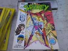 SPIDEY n° 52 très bon état, comme neuf. Le journal de SPIDER MAN de 1984