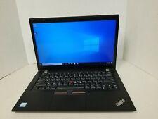 """New listing Lenovo ThinkPad T470s 14"""" Fhd i7-7600U 2.8Ghz 16Gb 512Gb Ssd Bad Keyboard! h"""