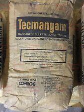 "Manganese Sulfate ""MnSO4 H2O"" Minimum 99% pure! 55LB BAG"