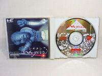 LEGION PC-Engine CD Grafx Import JAPAN Video Game pe