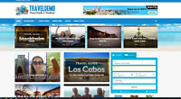 Travel Guides / Affiliate product website,100% automated -Premium designed-