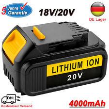 Für DeWalt DCB184 XR 18V Schiebeakku DCB182 DCB180 DCB203 DCB204 DCB181 Li-Ionen