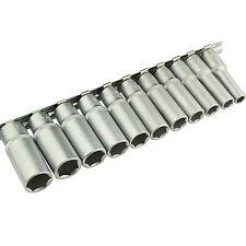 """Juego Llaves de Vasos 3/8""""  8 mm - 19 mm - Bgs 2222"""