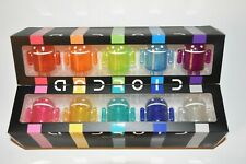 Special Edition Android RAINBOW Set of 10 Andrew Bell Google Robot Figures toy