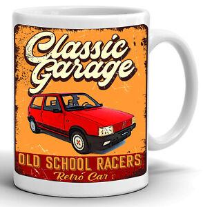 FIAT UNO TURBO IE Coffee Tea Mug Cup Gift 11oz High Quality Ceramic