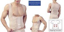 Svenjoyment Mieder Bauch-weg Top Shirt Hemd HAUT tiefer Schnitt GAY NEU in M