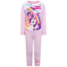 My Little Pony Official Gift Baby Toddler Girls Pyjamas Pinkie Pie Rainbow Dash