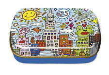"James RIZZI: Minidöschen, Art Box, Dose ""MY NEW YORK CITY"", neu & 1. Wahl"