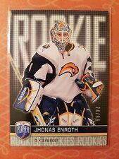 Jhonas Enroth (Sabres) 2008-09 Be A Player REDEEMED ROOKIE card (only 99 made)