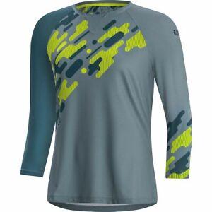 Gore Wear C5 Trail 3/4-Sleeve Jersey - Women's